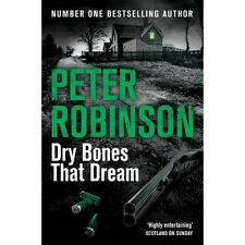 Dry Bones That Dream by Peter Robinson (Paperback) New Book