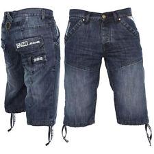 Jeans da uomo lunghezza corto taglia 48