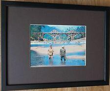 "Il ponte sul fiume Kwai -12"" x16"" telaio-Movie Icon Wall Art"