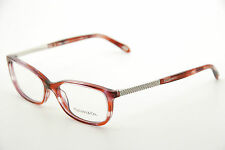 New Authentic Tiffany & Co. TF2079B 8144 Ocean Pink 52mm Eyeglasses Italy RX