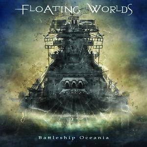 Floating Worlds - Battleship Oceania (CD)