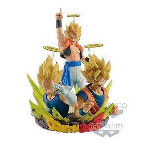 Lizenzierte Dragonball Z Figur COM Figuration Reborn Gogeta Vegeta Son Goku