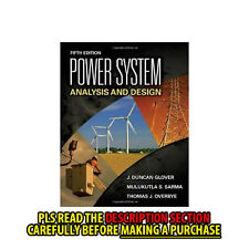 FAST SHIP: Power System Analysis And Design 5E by Mulukutla