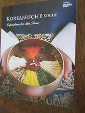 Südkorea Koreanische Küche Führer deutsch