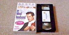 An Ideal Husband PATHE UK PAL VHS VIDEO 2000 Rupert Everett Cate Blanchett
