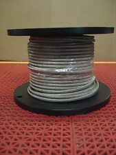 "BriskHeat FE Genral Purpose Heating Cable FECAB12120B 200FT 120V 12W 0.2x0.3"""