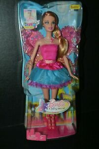 NEW 2010 MATTEL   RARE   BARBIE  A FAIRY SECRET NIB