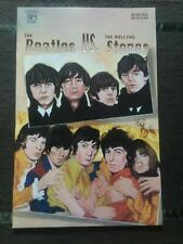 The Beatles v.s.The Stones #1 Comic Book Celebrity 1st Print May1992 Nm(B)