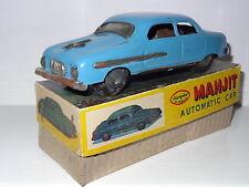 Amar jouets Inde tinplate 2007 voiture automatique-coffret mint
