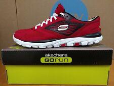 Skechers Vintage Rare Go Run Mens Running Shoes Size 14 Red Black E28