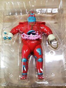 "TMNT KRANG LP2 Red 12"" figure RTJ Run The Jewels / Unbox Industries / Trap Toys"