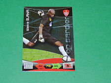 STEEVE ELANA STADE BREST FOOTBALL FOOT 2011 TRADING CARD PANINI 2010-2011