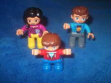 LEGO personaggio accessori capelli rosso per donna 1495 #