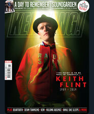 KERRANG! magazine March 2019: Keith Flint (The Prodigy) 1969-2019 - Soundgarden