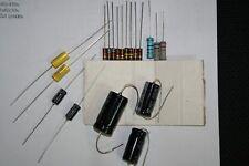 Fender style 5F1 champ Amp resistor/cap kit