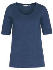 Seasalt Cotton Tops & Shirts Blue for Women