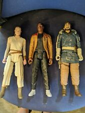 3  /12 Inch Star Wars Action Figures