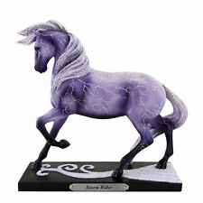 Enesco E8 Trail of Painted Ponies Collectible Storm Rider Horse Figurine 4026392