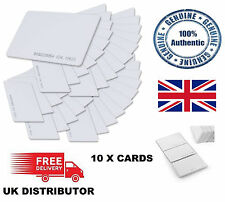 10 X 125khz RFID Cards Proximity Card ID Access control EM4100 UK