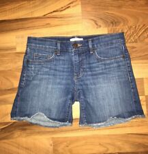 LOFT Women's Jean Shorts 00/24 Regular