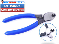 "Heavy Duty Electric Cable Wire Cutter 6"" 150mm Electrician Plier Stripper 8-19"
