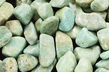 "Amazonite 1"" Tumbled Polished Healing Crystal and Stones Metaphysical All Chakra"