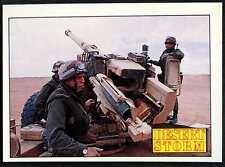 Into The Breech #111 Desert Storm 1991 Merlin Sticker (C959)