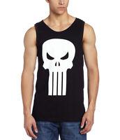 Punisher Classic Skull Logo Tank Top