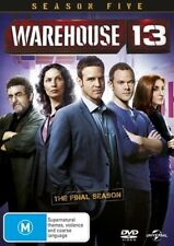 Warehouse 13 : Season 5 (DVD, 2015, 2-Disc Set)