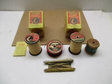 VINTAGE WESTERN CUTTYHUNK  FISHING LINE AND MORE ** MUST SEE **