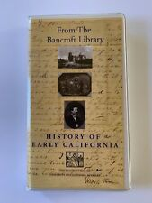 History of Early California from The Bancroft Library