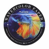 Artist Watercolor Pad 300g Medium Grain 20 Sheets Painting Art Paper NEW