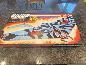 2020 GI JOE Joefest Cobra Command Attack Glider Viper Sealed In Box 58/100
