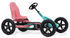 Berg Buddy Lua Kids Pedal Car Go Kart Blue / Pink 3+ Years New