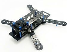 250mm Pro Pure Carbon Fiber Mini FPV Quadcopter Multicopter Frame Kit QAV250