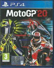 MotoGP 20 Playstation 4  PS4  - PAL