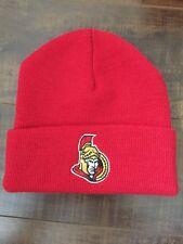 NHL Beanie Ottawa Senators Brand New Never Worn-Free S/H (L)