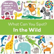 In the Wild (What Can You Spot?)-ExLibrary
