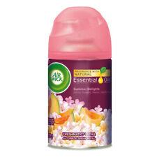 Air Wick Freshmatic Refill Automatic Spray, Summer Delights, 6.17 oz 2pk