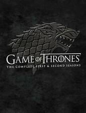 Game Of Thrones: Seasons 1 and 2 (Blu-ray Disc, 2014, 10-Disc Set) BRAND NEW