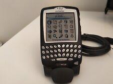 100% Original Blackberry 7750 Negro Teléfono Móvil Con Cuna RAN21CN 7730 7700