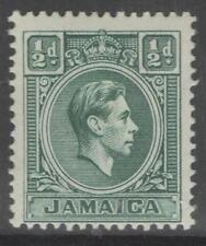 Jamaica SG121 1938 D 1/2 Azul-Verde Menta MTD