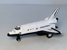 Shing Fat Huiyang Diecast Pull Back United States Orbiter Spaceship 2009