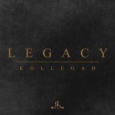 KOLLEGAH - LEGACY (REMASTERED BEST OF) (2CD)  2 CD NEU