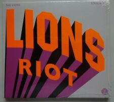 THE LIONS Soul Riot - NEW & SEALED CD in Digipak Cover (2014)