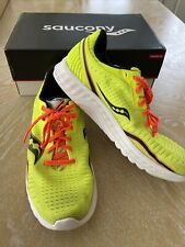 Saucony Kinvara 11 (S20551-65) Men's Running Shoes Size 10 Pre-Owned