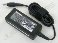 Véritable Original Toshiba Netbook NB250 30W Adaptateur Alimentation AC Chargeur