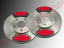 2 Bremsscheiben Bremsklötze vorne Cadillac Seville 1997-2002 Deville 1997-2005