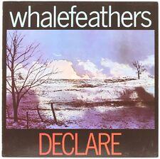 Dichiarare whalefeathers Vinile Record