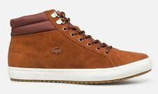 Lacoste Insulac Premium Mens Leather Boots Shoes - Sizes 9.5 to 12